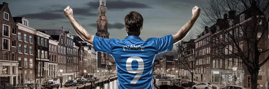 Prueba tu suerte y ¡gana un viaje a Amsterdam!