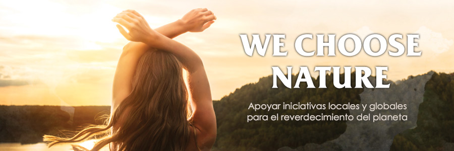 News: We Choose Nature