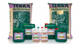 Nutrientes y sustratos de CANNA TERRA