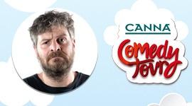 Raúl Cimas - CANNA Comedy Tour