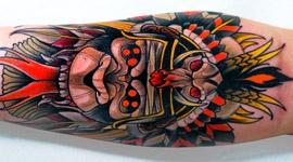 CANNA con el tatuaje. EXPOTATTOO y Albert Zafra