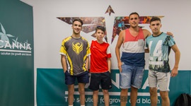 El segundo evento CANNA FIFA gaming tuvo lugar en Elite Gaming Center Barcelona